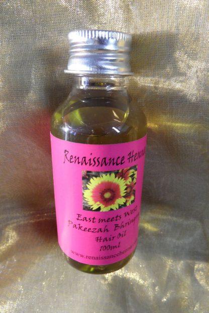 bhringraj natural scalp tonic & hair oil