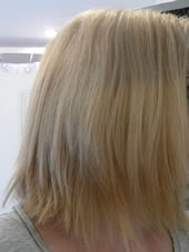 Blonde Hair How To Naturally Colour Highlight With Herbal Hair