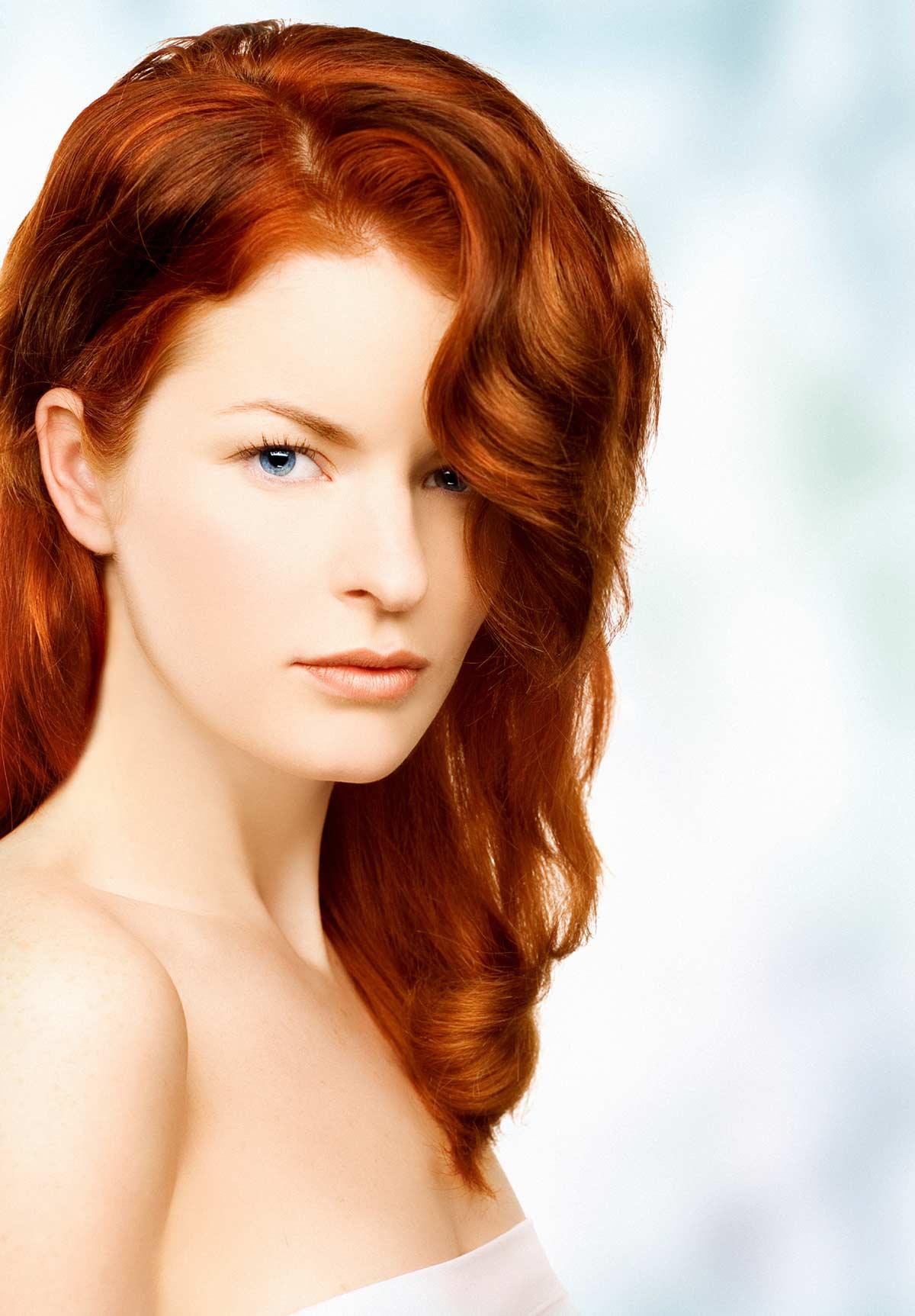 Henna Red Hair