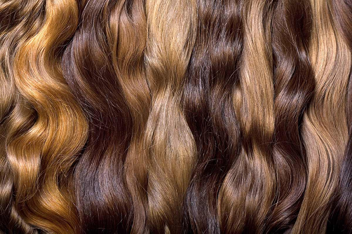 Natural Hair Dye for Lighter Colour Hair