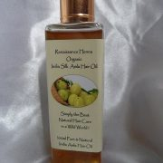 Organic Amla Hair Oil for Silky Hair