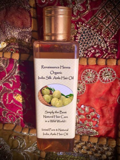 organic amla hair oil uk