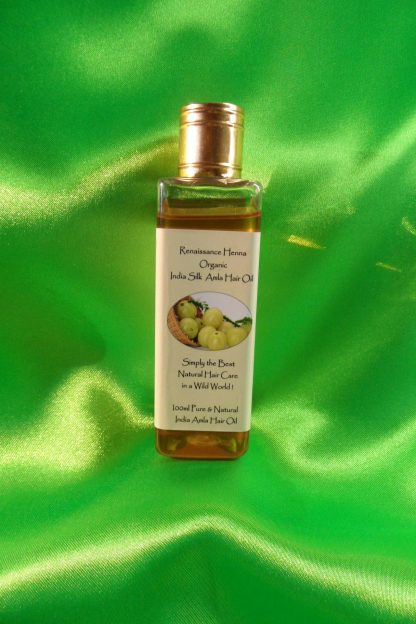 healthy hair amla hair oil organic