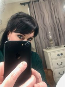 Natural Black Hair Colour Result